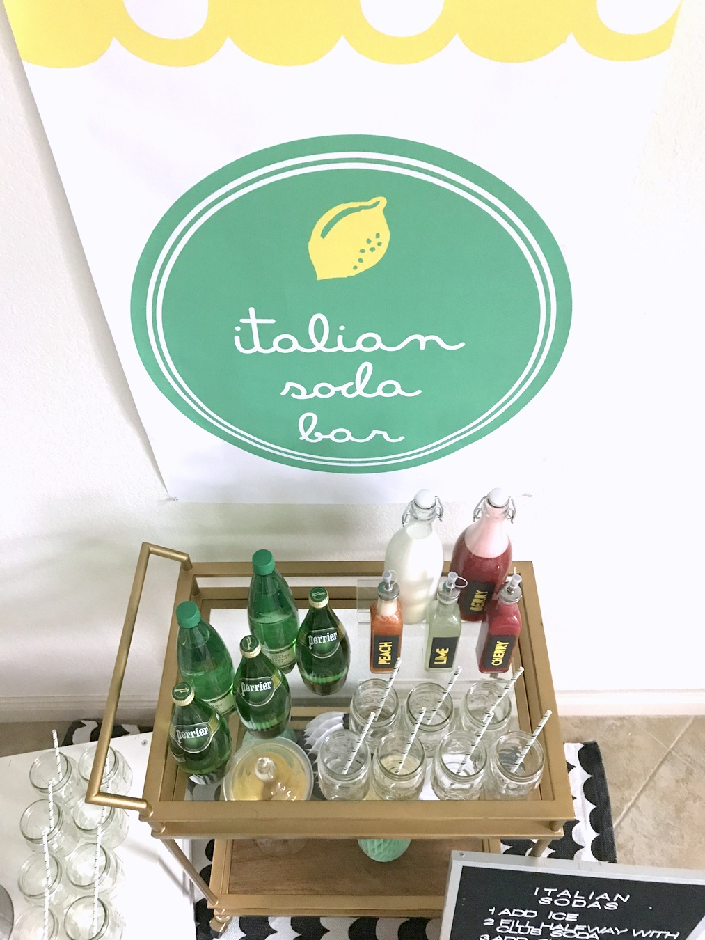 make your own italian soda