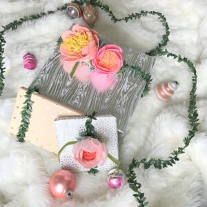 gift wrap ideas- the prettiest packages