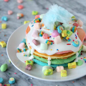 "celebration pancakes (""crazy cakes"")"