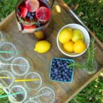 blueberry rosemary citrus sangria recipe