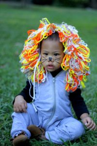 Easy Wizard of Oz Halloween Costumes- Cowardly Lion