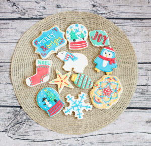 how to make the best decorated sugar cookies