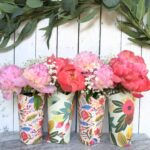 DIY_wrapped_flower_bouquets