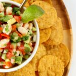 how to make shrimp ceviche (no cilantro)