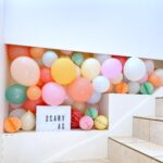 super easy pastel halloween party