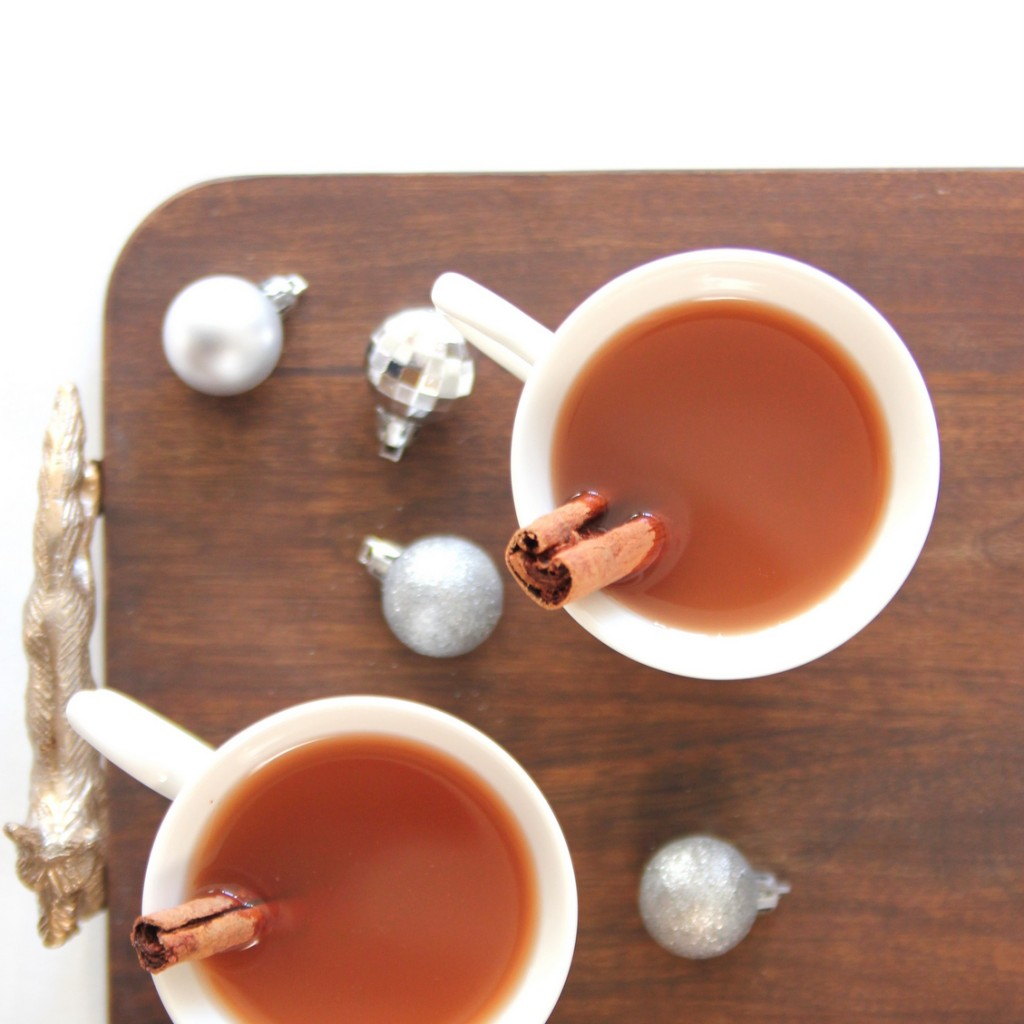 Christmas wassail- a family recipe