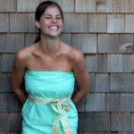 strapless dress sew along