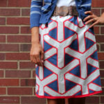 vintage skirt tutorial