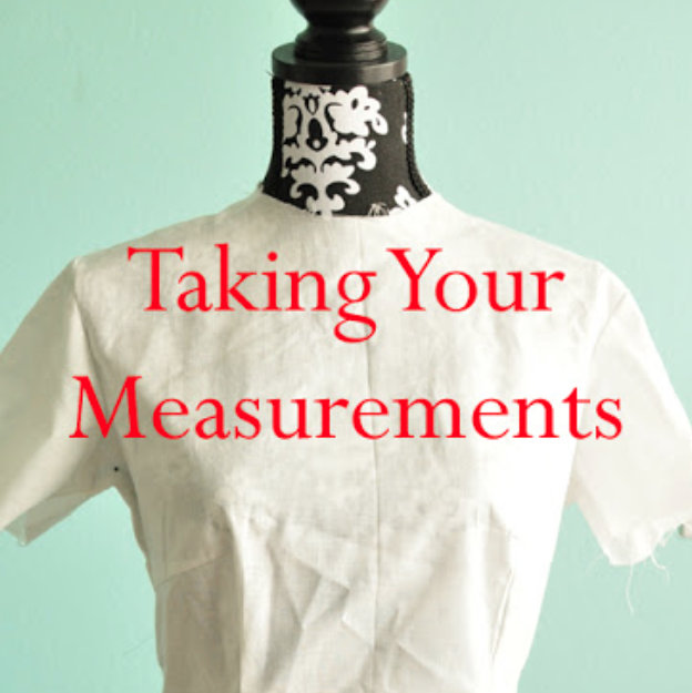 how to take your own measurements