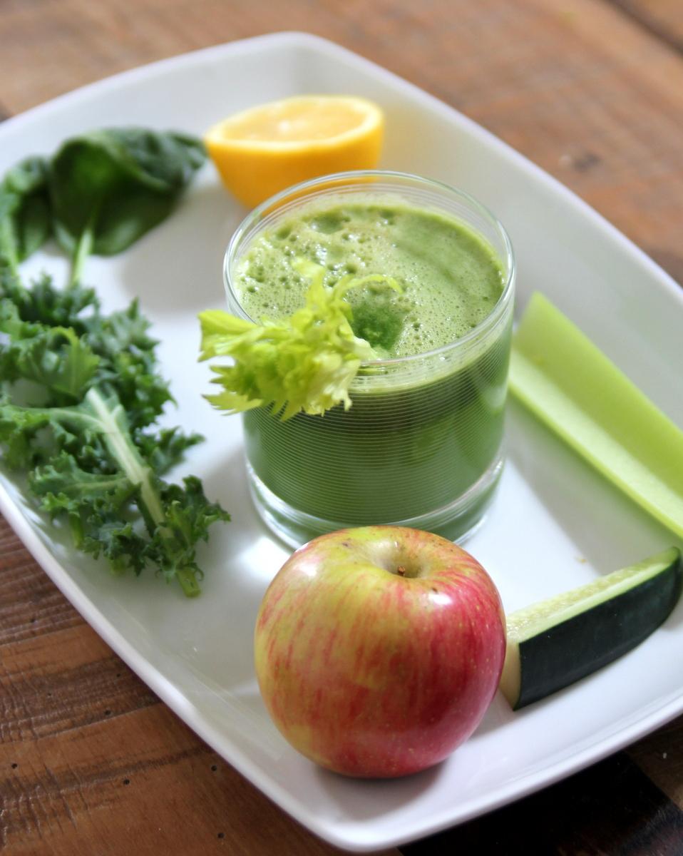 Vitamix juicing recipes sante blog the best green juice recipe forumfinder Choice Image