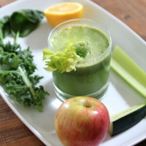 summer's best green juice recipe