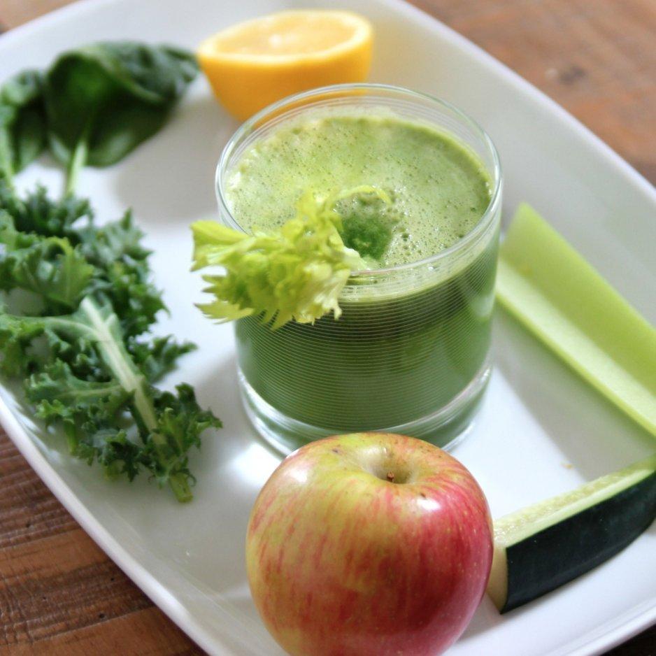 summer's best green juice recipe