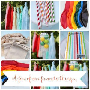 a few of our favorite things giveaway basket