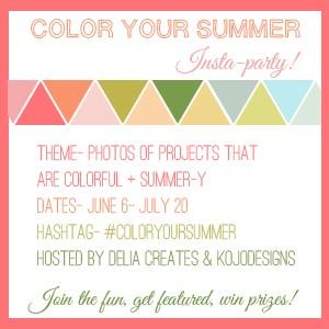 color your summer instagram giveaway