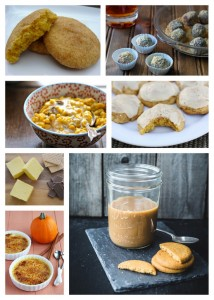 sweet pumpkin recipes