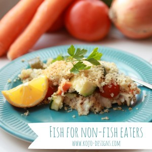 how to make fish for non fish lovers- this white fish recipe is the perfect intro to seafood