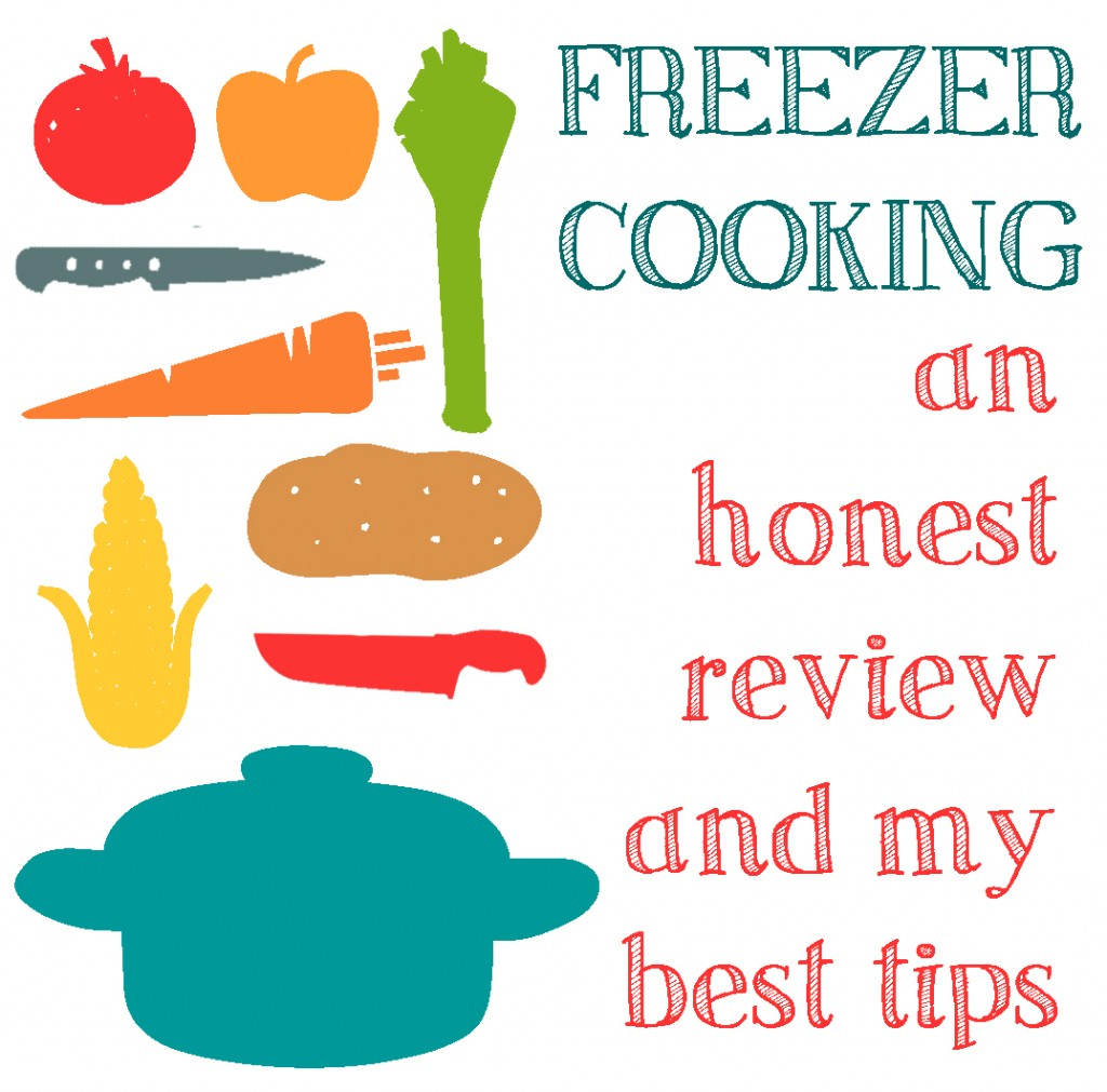 freezer crockpot cooking- an honest review and my best tips