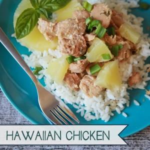 crockpot hawaiian chicken