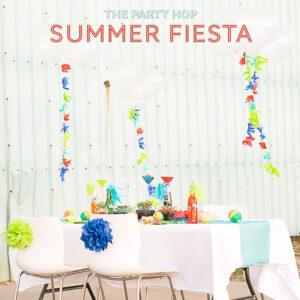 summer fiesta party hop