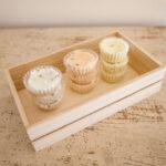DIY mini bath bombs- the cutest little DIY gift for everyone on your list!