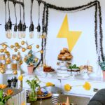 harry potter kid's birthday party brunch