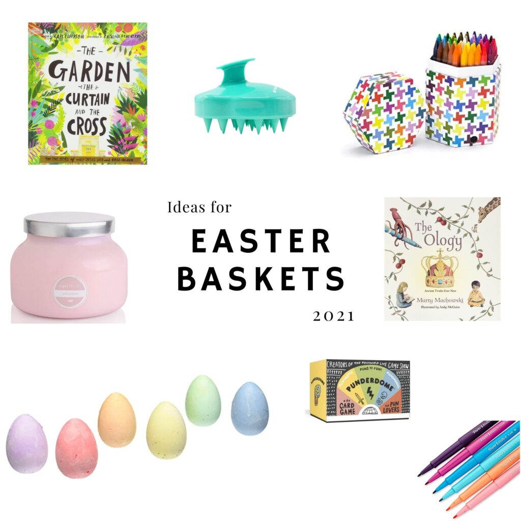 Christian Easter Basket Ideas